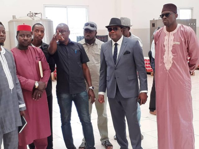 THE NATIONAL ASSEMBLY SELECT COMMITTEE ON TRADE TOURS