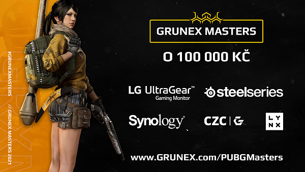 hrej-grunex-pubg-masters-o-100-tisic-korun