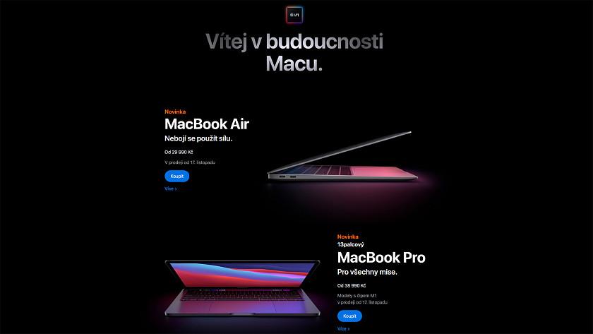 apple-predstavil-macbooky-s-vlastnim-cipem-nabizi-vyssi-vykon-pri-mensi-spotrebe