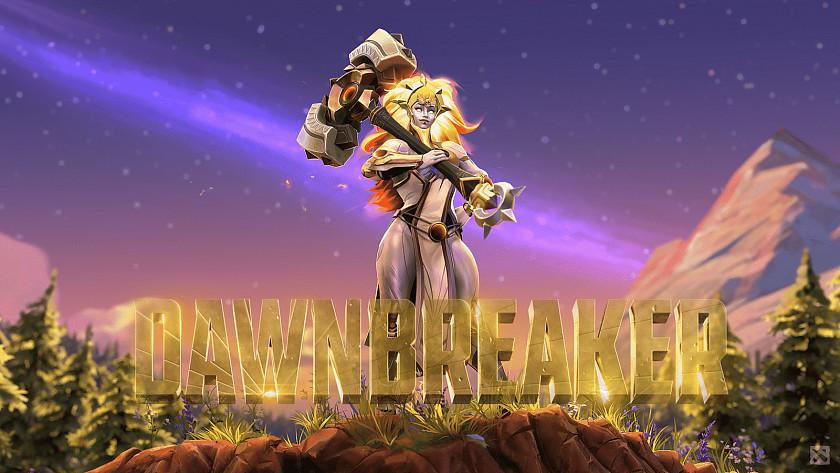 do-dota-2-zamirila-nova-hrdinka-dawnbreaker