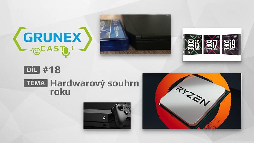 grunexcast-18-hardwarovy-souhrn-uplynuleho-roku