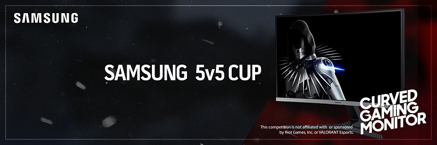 SAMSUNG | Valorant 5v5 Cup | Play-off