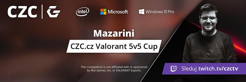 CZC.cz | Valorant 5v5 Cup #2 | Grand Finále