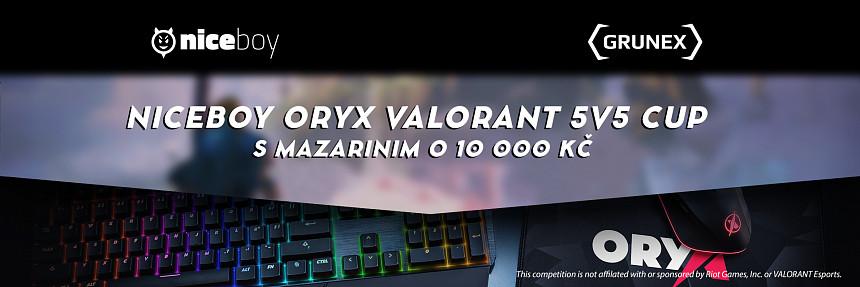 Niceboy ORYX   Valorant 2v2 Spike Rush