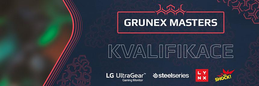 GRUNEX MASTERS | STAGE II | Kvalifikace