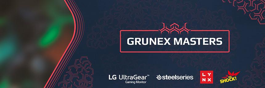 GRUNEX MASTERS | STAGE I | Skupina A