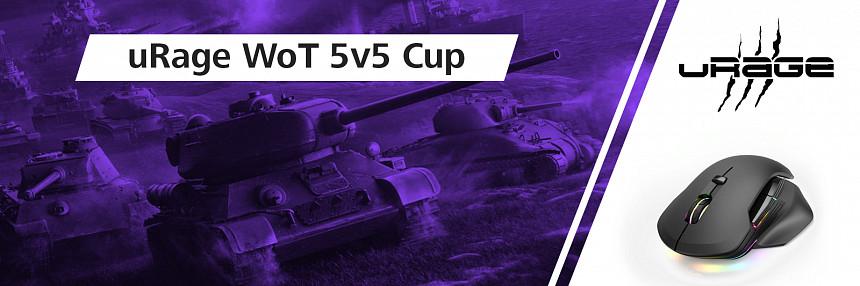 uRage | WoT 5v5 Cup | Kvalifikace #2