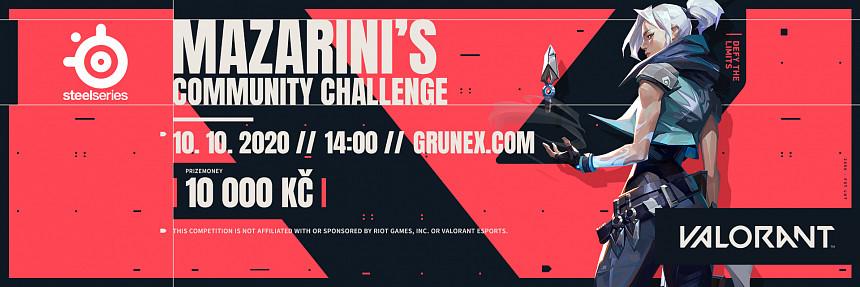 Mazarini's Community Challenge | Finále