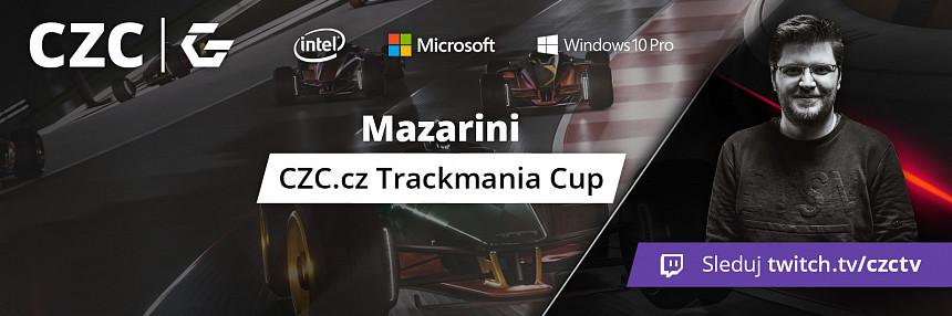 CZC.cz | Trackmania Cup | Kvalifikace | Start 20.10.