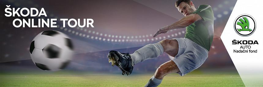 ŠKODA Online Tour | FIFA 21 na PS4 | Kvalifikace #1