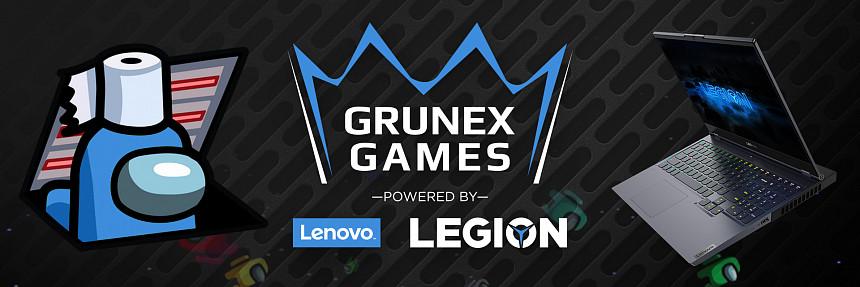 GG v Among Us  powered by Lenovo Legion