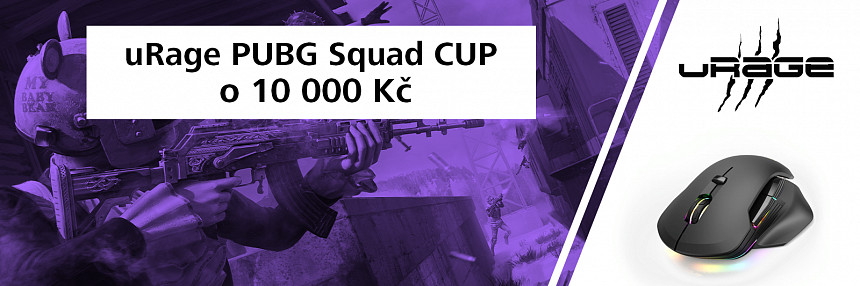 uRage | PUBG Squad Cup | Finále
