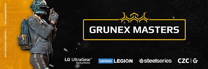 GRUNEX PUBG MASTERS | Hlavní fáze | B vs. C | #2