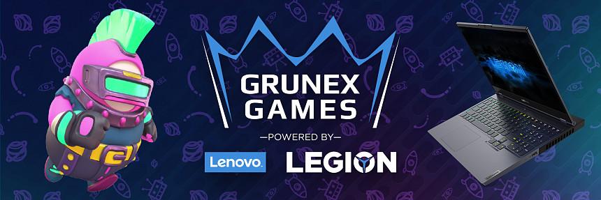 GG ve Fall Guys powered by Lenovo Legion #2