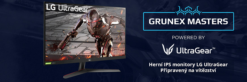 Grunex Masters powered by LG UltraGear Kvalifikace #3
