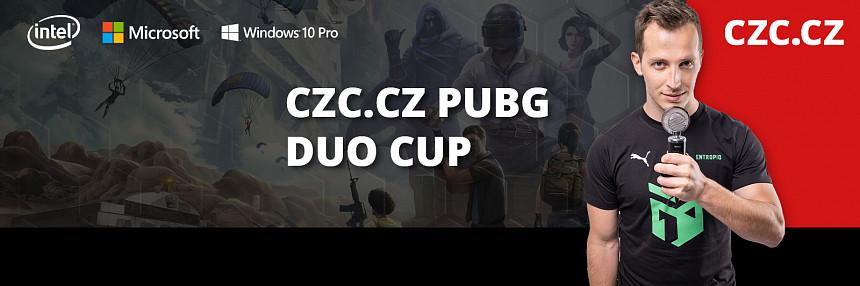 CZC.cz | PUBG DUO Cup #1