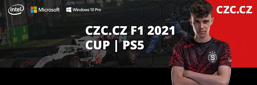 CZC.cz   F1 2021 Cup   PS5