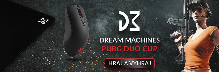 Dream Machines   PUBG Duo Cup - 10. 6. 2018
