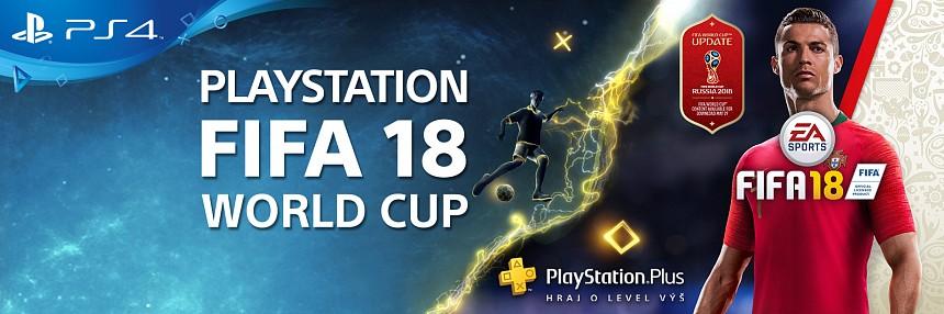 PlayStation   FIFA 18 World Cup   Kvalifikace