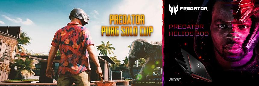 Predator | PUBG Solo  Cup -  7. 7. 2018