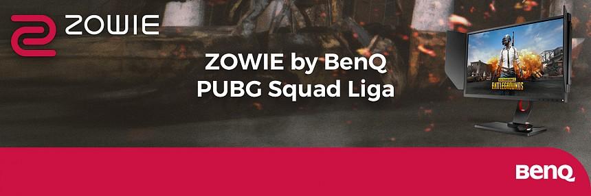 ZOWIE by BenQ PUBG Squad liga | Lobby ALFA, BETA Kvalifikace #3