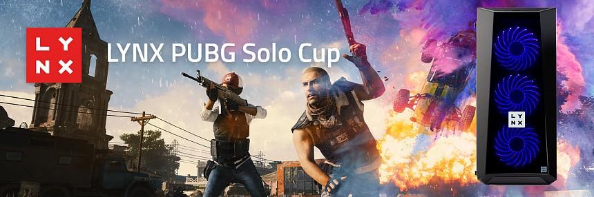 LYNX PUBG SOLO Cup | Kvalifikace #1