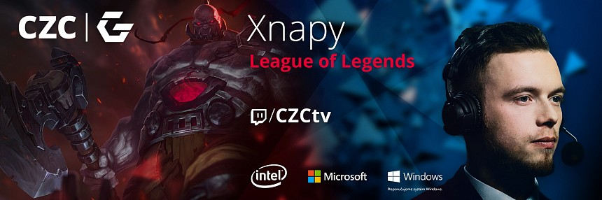 CZC.cz | League of Legends 5v5 Nightcup #8