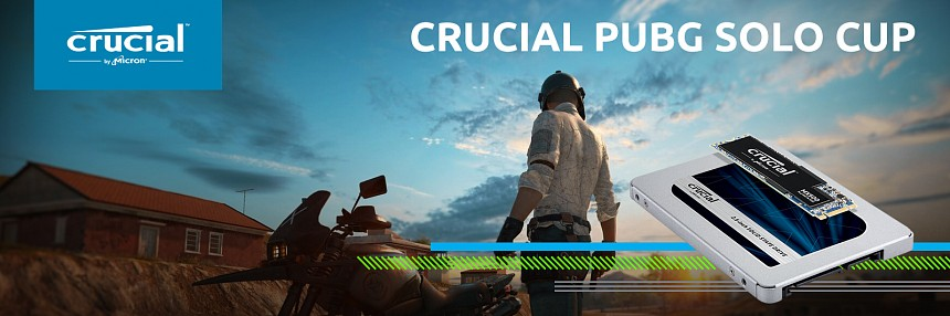 Crucial PUBG Solo Cup   Finále