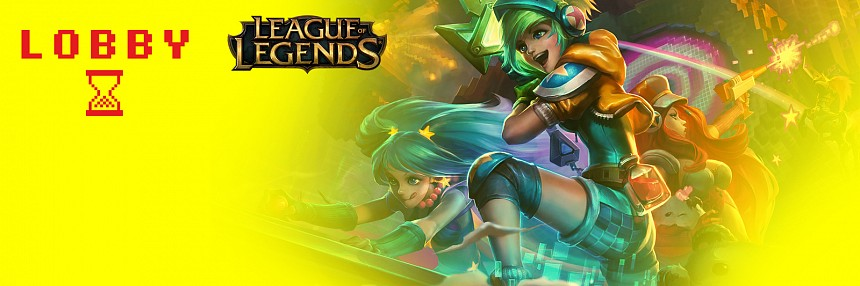 LOBBY League of Legends - Online finále