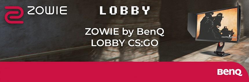 ZOWIE by BenQ LOBBY CS:GO 5v5 turnaj / Kvalifikace #2