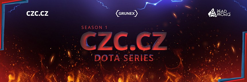 CZC.cz | Dota 2 Series Season 1 | Playoff