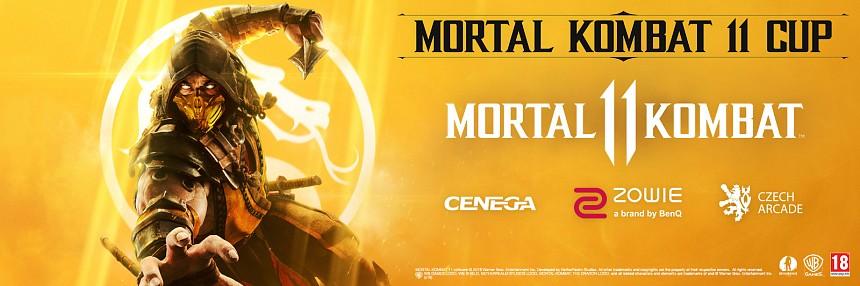 Mortal Kombat 11 Cup |  Offline Finále