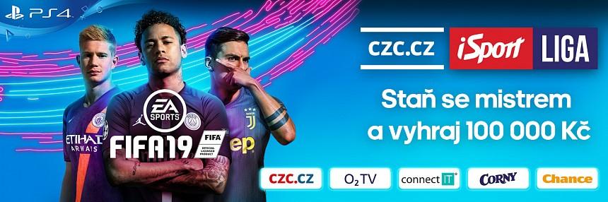CZC.cz iSport Liga | FIFA | Kvalifikace #5