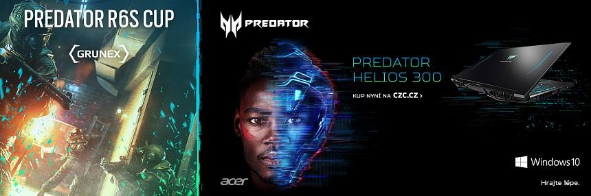 Predator | Rainbow Six Siege Cup | Kvalifikace #1