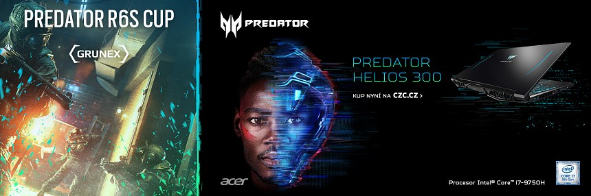 Predator | Rainbow Six Siege Cup | Grand Finále