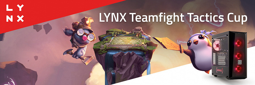 LYNX | Teamfight Tactics Cup #3 | Finále
