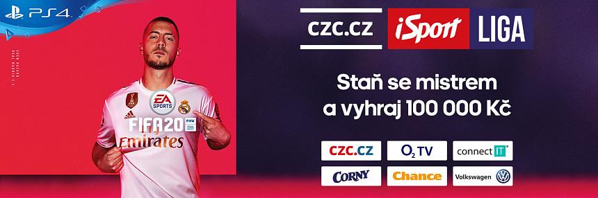CZC.cz iSport Liga | FIFA | Superfinále