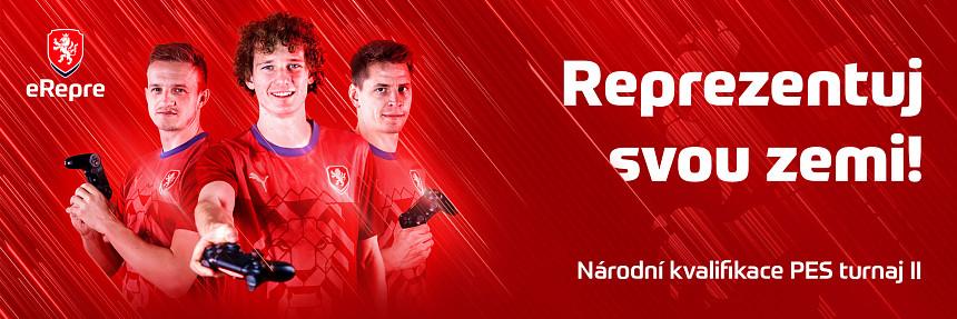 Národní kvalifikace eRepre - Turnaj II