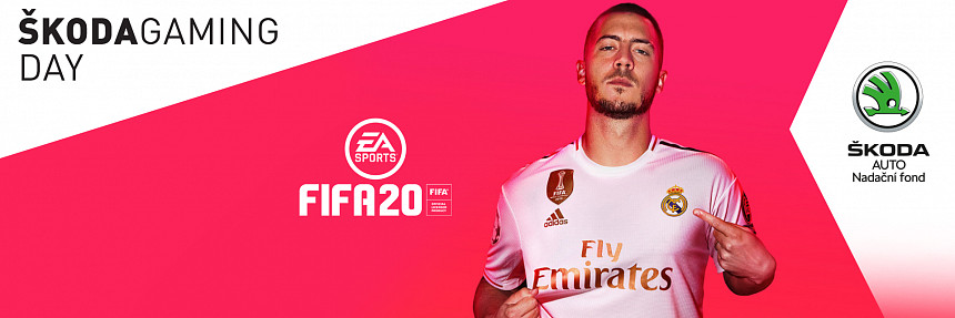ŠKODA Gaming Day | FIFA 20 | Kvalifikace #2
