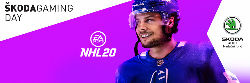 ŠKODA Gaming Day | NHL 20 | Kvalifikace #2