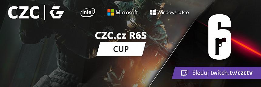 CZC.cz | Rainbow Six Siege Cup #1 | Kvalifikace #2