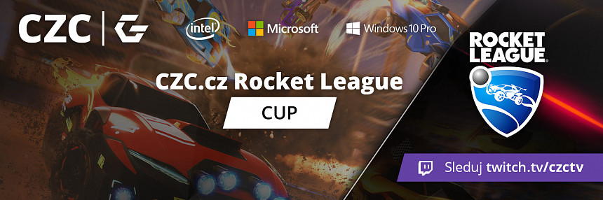 CZC.cz | Rocket League 3v3 Cup #9