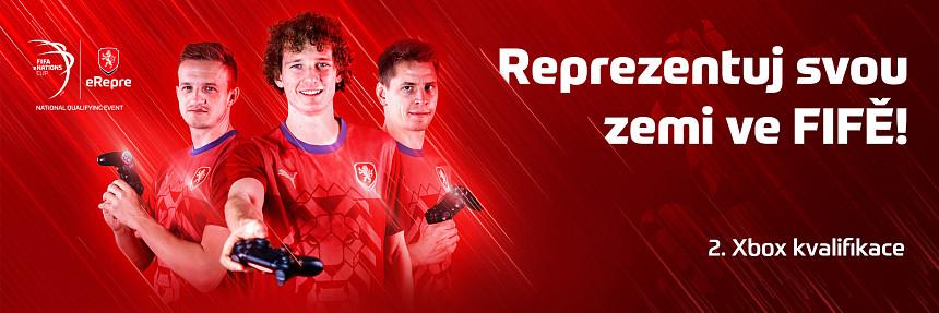 Národní kvalifikace eRepre - 2. Xbox kvalifikace