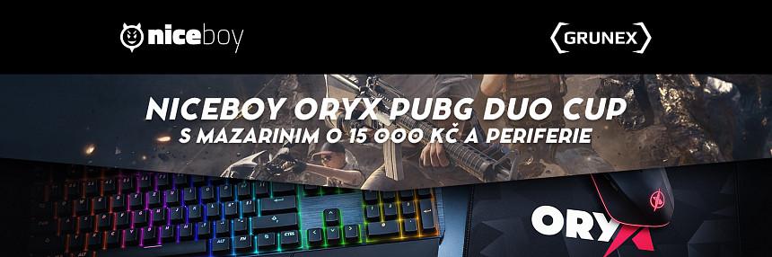 Niceboy ORYX | PUBG Duo Cup | Kvalifikace #2