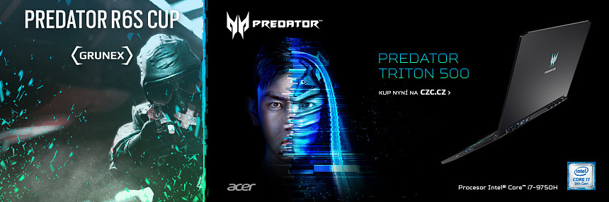 Predator | Rainbow Six Siege Cup | Kvalifikace #2
