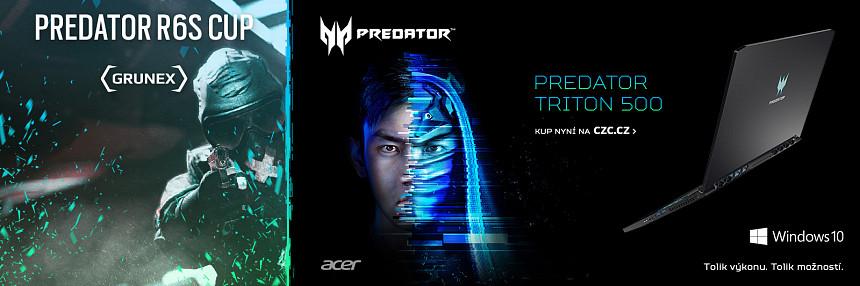 Predator | Rainbow Six Siege Cup | Kvalifikace #4