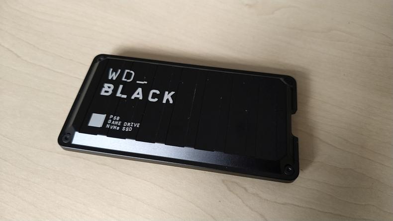 Externí herní disk WD Black P50