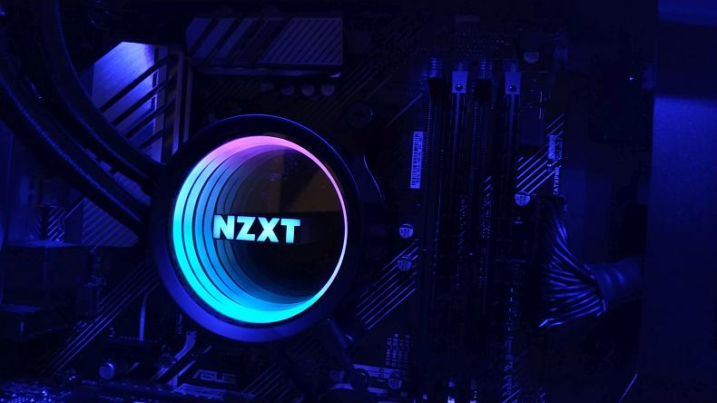 NZXT Kraken X63 vodní chlazení levné
