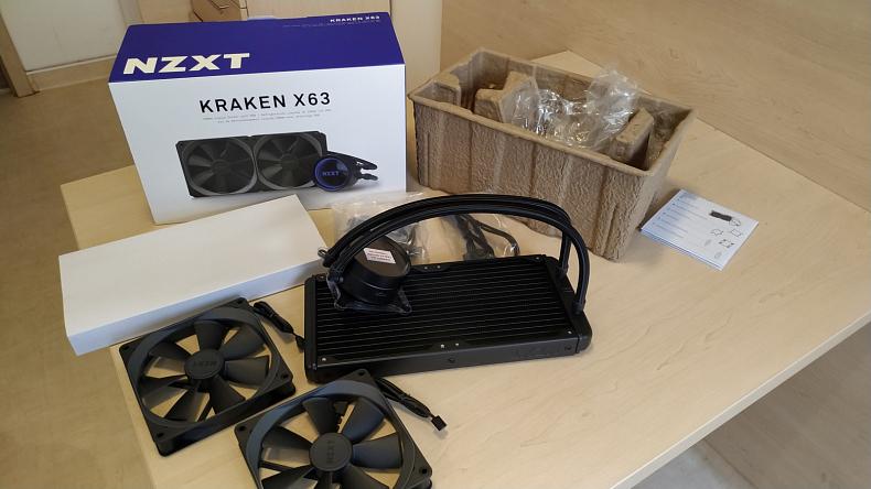 Recenze NZXT Kraken X63 vodní chlazení