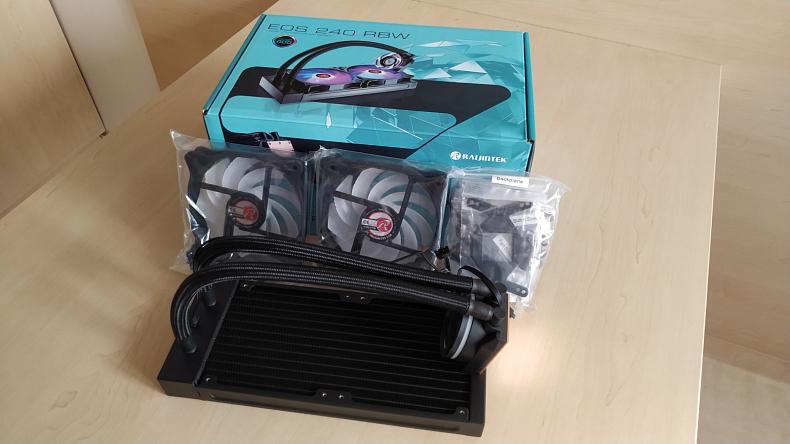 Vodní chlazení Raijintek EOS 240 RBW